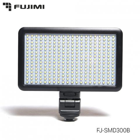 Fujimi FJ-SMD300B универсальный свет на SMD диодах для фото- видеосъемки