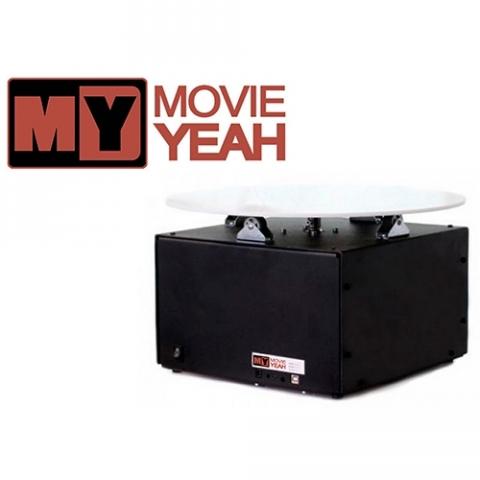 Movie Yeah T002 MY 3D MAKER 60 поворотный столик для автоматизации предметной фотосъемки