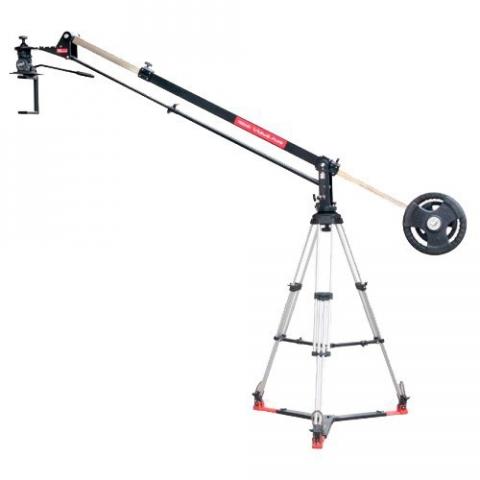Proaim (PWVPLUSTS) 12 ft Wave Plus Jib Crane, 100 mm Tripod Stand комплект с краном