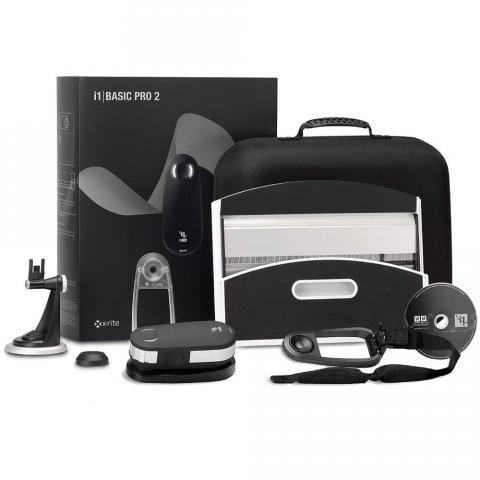 X-Rite i1Basic Pro 2 калибратор монитора/принтера и фотошкалы