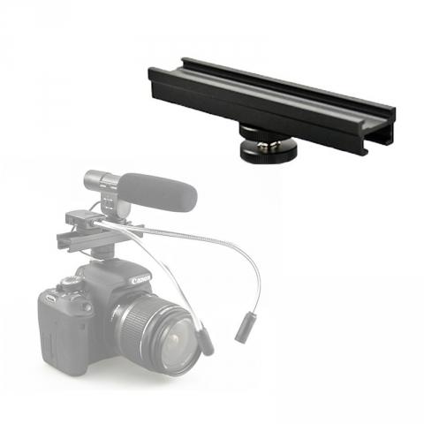 Fotokvant NVF-3040 кронштейн для фотовспышки горячий/холодный башмак