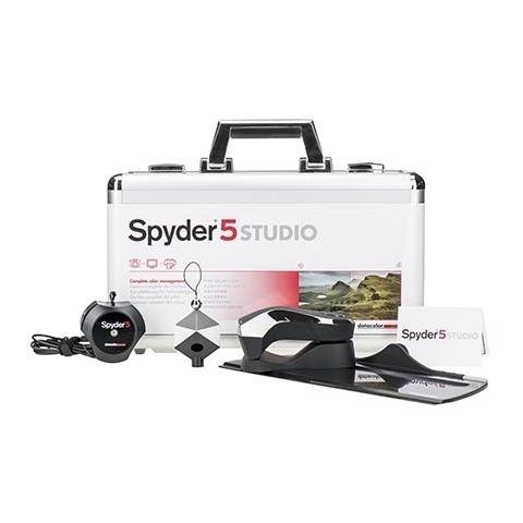 Datacolor Spyder5STUDIO калибратор монитора/принтера и фотошкала