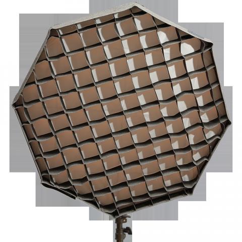 Fotokvant NVF-2747 октобокс с сотами 150 см и с креплением для системы Profoto