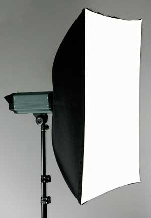 Fotokvant NVF-2754 софтбокс 75х150 см с крепление для Profoto