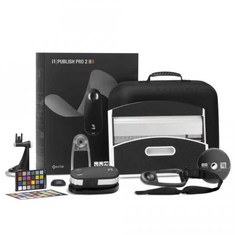X-Rite i1Publish Pro 2 калибратор монитора/принтера и фотошкалы