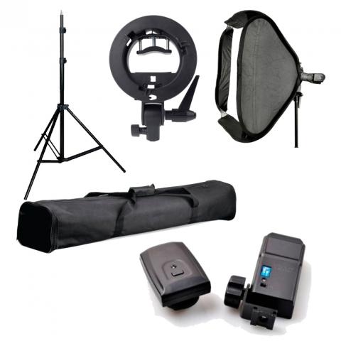 Fotokvant Master Canon/Nikon 2 оборудование для съемки с выносной вспышкой
