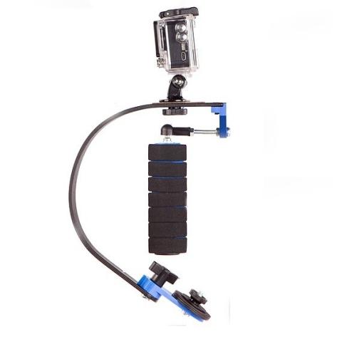 Golle Micro стедикам для легких камер весом до 250 г и смартфонов Samsung/Apple/Sony