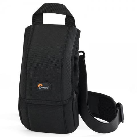 Lowepro S&F Slim Lens Pouch 75 AW black сумка для объектива для разгрузки