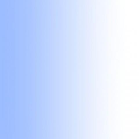 Colorama Graduated COG315 градиентный фон белый/голубой 110x170 см