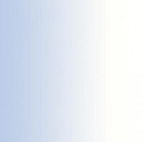 Colorama Graduated COG316 градиентный фон белый/светло-голубой 110x170 см