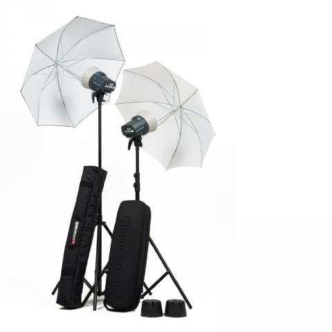 Elinchrom Dlite One RX Kit Umbrella (20844) набор студийных моноблоков