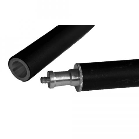 Fotokvant (1190-101) системная труба 100 см (гайка-посадочный вал 5/8 и 1/4 дюйма)