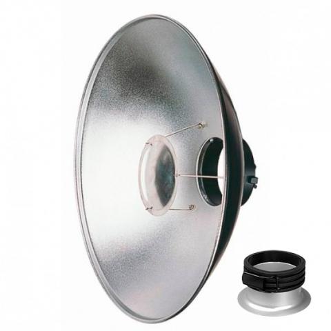 Fotokvant NVF-3018 портретная тарелка для Profoto с адаптером