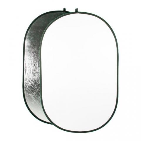 Grifon 1015 SW светоотражатель серебро-белый 100x150 см
