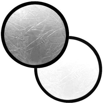 Grifon 110 SW светоотражатель серебро-белый 107 см