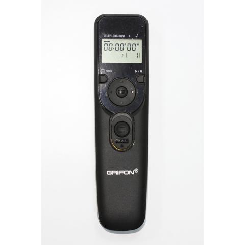 Grifon UTR пульт дистанционного управления с таймером для накамерных фотовспышек
