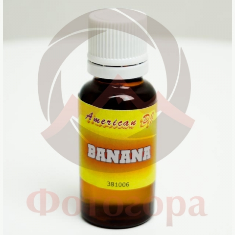 American Dj Fog scent Banana ароматизатор жидкости для дым-машин банановый