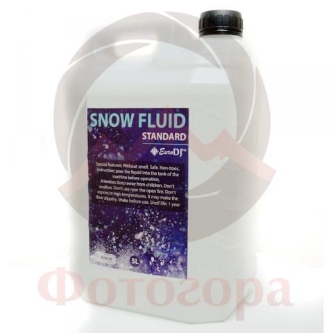 Euro DJ Snow Fluid Standard жидкость для генераторов снега