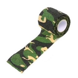 Fotokvant NVF-3197 водонепроницаемая клейкая лента камуфляжного цвета лесная зелень