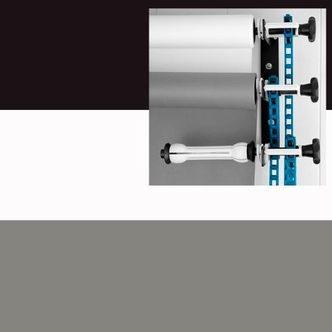 Fotokvant DOP-105 комплект из трех фонов с настенным и потолочным креплением