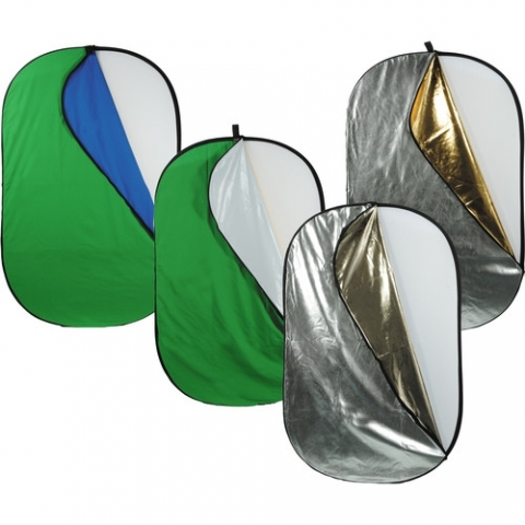 MingXing 7 in 1 Reflector (SS/G/S/W/T/B/G) отражатель 120x180 см