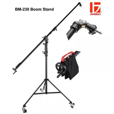 Jinbei BM-230 Boom Stand Set студийный журавль