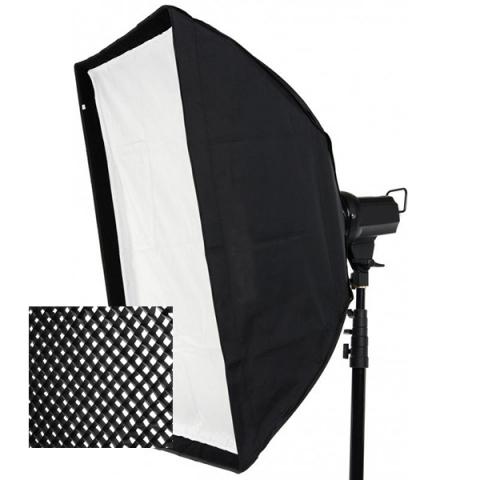 Mingxing Grid Softbox Without Mask софтбокс жаропрочный с сотами 50x70 см