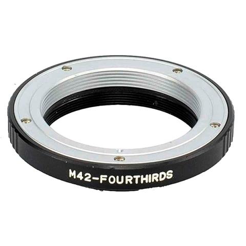 Falcon Eyes переходное кольцо M42 на Olympus 4/3