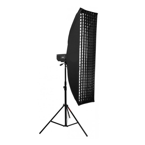Mingxing Grid Softbox Without Mask стрипбокс жаропрочный с сотами 22x90 см