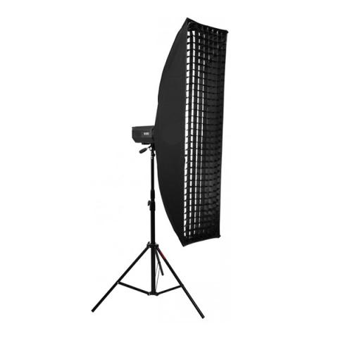 Mingxing Grid Softbox Without Mask стрипбокс жаропрочный с сотами 30x120 см