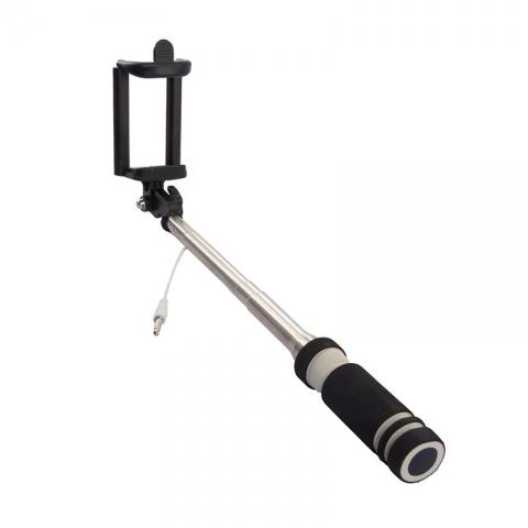 Rekam монопод для селфи SelfiPod S-350B черный
