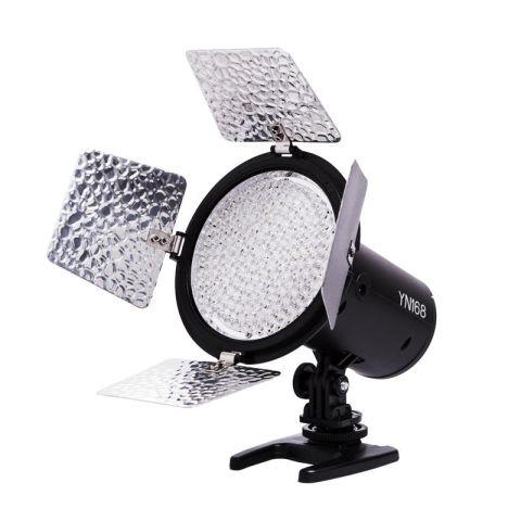 Yongnuo YN-168 осветитель светодиодный на 168 светодиодов для фото и видеокамер
