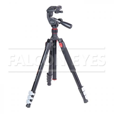 Falcon Eyes Red Red Line Pro 616 3D6 профессиональный штатив.