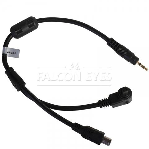Falcon Eyes AVR-C3-2 кабель для видоискателя цифровой беспроводной для Canon EOS 1DX
