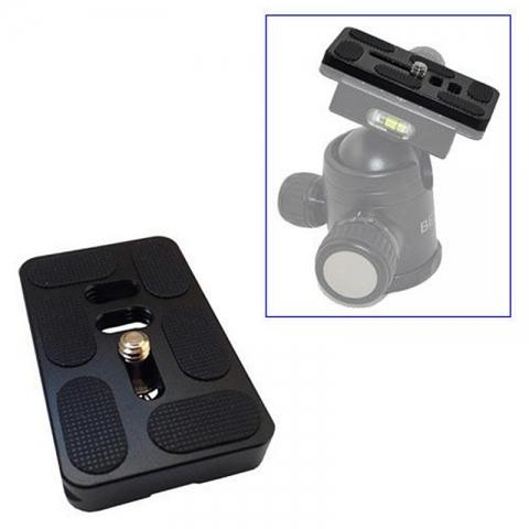Fotokvant PU-60 Quick Release Plate Arca Swiss площадка для Benro B1/B2/N1/VCZ35/P1