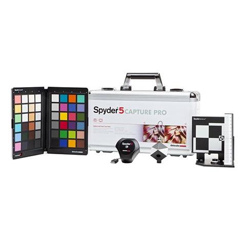 Datacolor Spyder5CAPTURE PRO S5CAP100 калибратор монитора и набор фотошкал