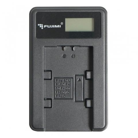 Fujimi FJ-UNC-F960 зарядное устройство USB+ адаптер питания