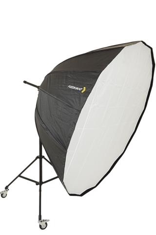 Fotokvant Soft Stand D190 софтбокс с креплением журавль