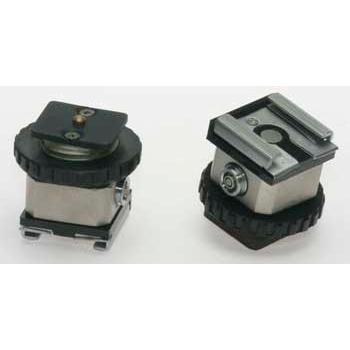 Fotokvant 1042-1 адаптер на горячий башмак с синхроразъемом PC