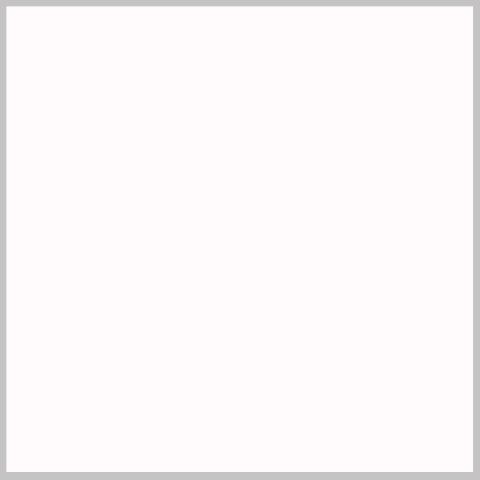 Superior фон пластиковый 1,37х3,0 м белый на просвет