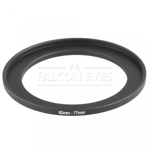 Falcon Eyes кольцо переходное для макровспышки 62-77 мм