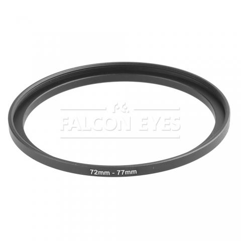 Falcon Eyes кольцо переходное для макровспышки 72-77 мм
