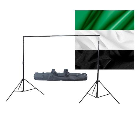 Fotokvant NVF-3232 комплект фонов с системой установки