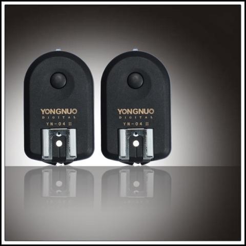 Yongnuo YN-04 радиосинхронизатор