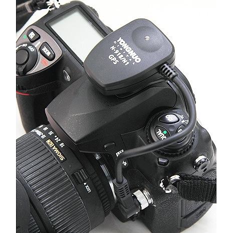 Yongnuo GPS N-918 N1 пульт управления с модулем для фотокамер Nikon