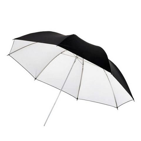 Smartum Black and White umbrella Pro фотозонт 85 см