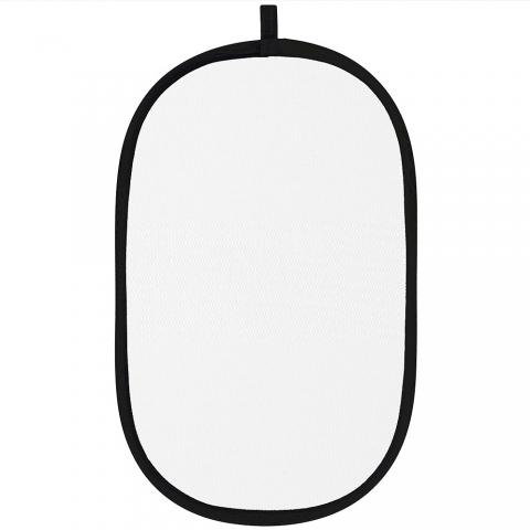 Smartum LD 150x200 см просветный отражатель белого цвета