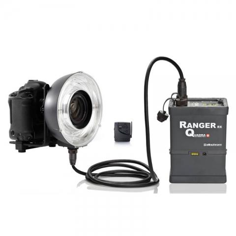 Elinchrom Quadra Hybrid Li-Ion/Ringflash ECO (10404,1) комплект