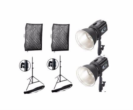 Photodynamic DHL-1K Professional Kit комплект постоянного освещения