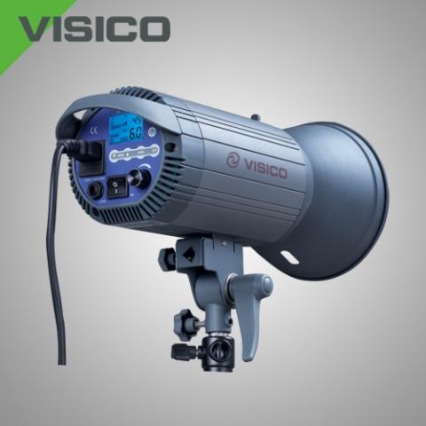 Visico VС-500HHLR импульсная студийная вспышка с рефлектором
